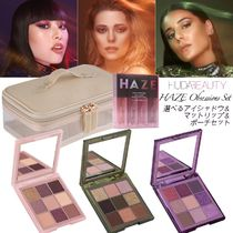 【HUDA BEAUTY】HAZE Obsessions Set☆アイシャドウ&リップ