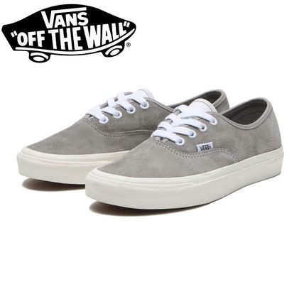 ☆VANS オーセンティック (P.SUEDE)DRIZZ 国内発送 正規品!