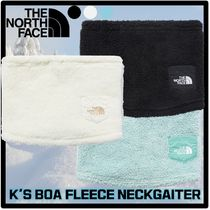 関税込★THE NORTH FACE★K'S BOA FLEECE NECKGAITER★マフラー