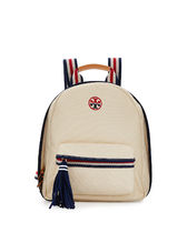 Tory Burch(トリーバーチ) Embroidered-T Backpack 35657