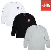 ★2020SS★THE NORTH FACE★TNF CORE L/S R/TEE_3色