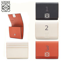 LOEWE   Anagram square coin cardholder
