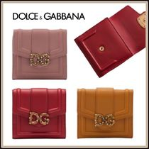 Dolce & Gabbana☆French flap dg amore wallet☆送料込