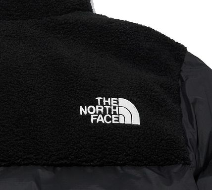 THE NORTH FACE ダウンジャケット・コート ☆新作/人気☆THE NORTH FACE☆NUPTSE FLEECE T-BALL JACKE.T☆(10)