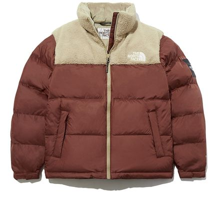 THE NORTH FACE ダウンジャケット・コート ☆新作/人気☆THE NORTH FACE☆NUPTSE FLEECE T-BALL JACKE.T☆(3)