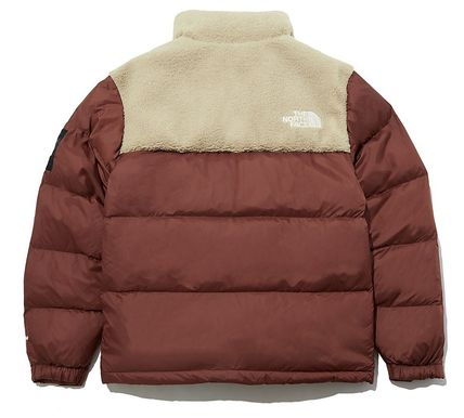 THE NORTH FACE ダウンジャケット・コート ☆新作/人気☆THE NORTH FACE☆NUPTSE FLEECE T-BALL JACKE.T☆(12)