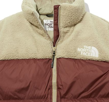THE NORTH FACE ダウンジャケット・コート ☆新作/人気☆THE NORTH FACE☆NUPTSE FLEECE T-BALL JACKE.T☆(14)