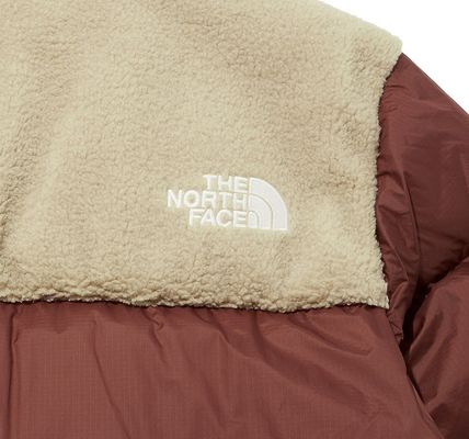 THE NORTH FACE ダウンジャケット・コート ☆新作/人気☆THE NORTH FACE☆NUPTSE FLEECE T-BALL JACKE.T☆(17)