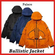 Palace Ballistic Jacket Black Orange Blue FW 20 2020