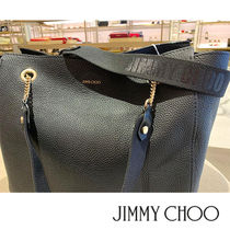 Jimmy Choo☆ Flo tote large トートバッグ ☆送料込