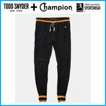 NEW☆Todd Snyder + Champion☆ TIPPED LIGHTWEIGHT SLIM JOGGER
