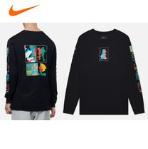 関送込★NIKE★A.I.R. Men's Long-Sleeve Running T-Shirt