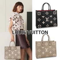 【LOUIS VUITTON】ON THE GO オンザゴーMM 新作