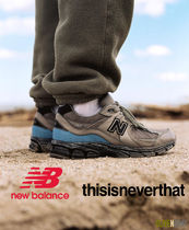 [thisisneverthat X New balance] TNT X 2002 ML2002RN GRAY