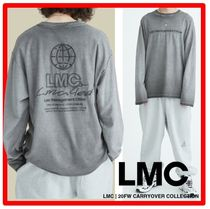 韓国の人気★【LMC】★OVERDYED TED FN LONG SLV TE.E★Tシャツ