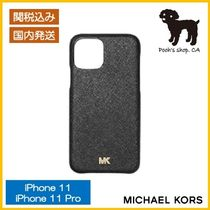 【Michael Kors】Saffiano Leather Phone Cover◆国内発送◆