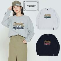 ROMANTIC CROWN★SUNDAY SYNDROME CADILLAC SWEATSHIRT