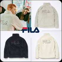 [ FILA ]★韓国大人気★SOFT LINEAR BOA JACKET