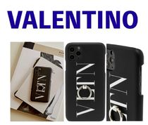 VALENTINO VLTN LOGO IPHONE11PROMAX CASE ヴァレンティノ ロゴ