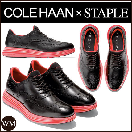 ☆限定版☆ OriginalGrand Ultra Wingtip【COLE HAAN×STAPLE】