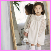 【ArimCloset】lovely lace + cotton pure dress〜ワンピース