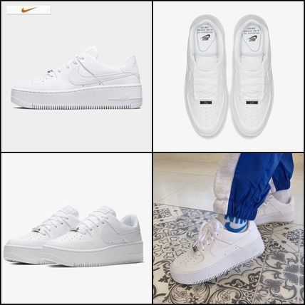 [NIKE]★AirForce1★WHITE WMNS-Sage Low(AR5339-100) (22~26cm)