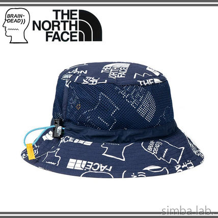The North Face × Brain Dead バケットハット ハット 帽子