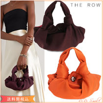 The Row(ザ・ロウ) ハンドバッグ The Row Ascot Two アスコット シルク バッグ