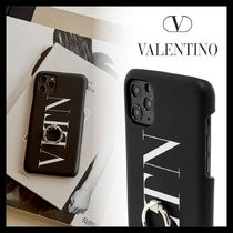 【VALENTINO】LOGO IPHONE CASE2.8×5.9inc ロゴ