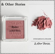 【& Other Stories】日本未入荷 チーク