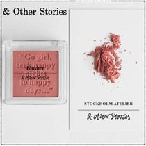 & Other Stories(アンドアザーストーリーズ) チーク 【& Other Stories】日本未入荷 チーク