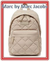 Marc by Marc Jacobs(マークバイマークジェイコブス) マザーズバッグ 関税.送料込 Marc by Marc Jacobs Quilted School Backpack