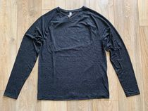 即発セール!Lululemon☆In Mind Long Sleeve V チャコール(L)