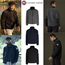 人気!暖かフリース【CANADA GOOSE】KELOWNA FLEECE JACKET