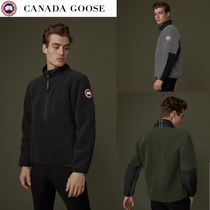 人気!【CANADA GOOSE】暖かフリース RENFREW FLEECE PULLOVER