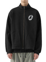 [thisisneverthat] RING Sweat Jacket Black