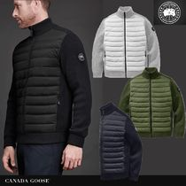 CANADA GOOSE*HYBRIDGE KNIT DOWN JACKET*ニット×ダウン
