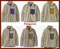 オシャレなキッズに★Patagonia★Kids' Retro-X Fleece Jacket