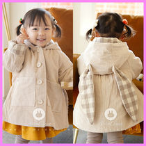 【ArimCloset】3oz cotton so cute bunny baby cotton jacket