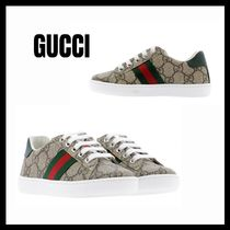 """♥GUCCIキッズ♥""""Ace"""" sneakers♥スニーカー"""
