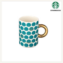 [スターバックス] 20 Anniversary gold handle mug 414ml