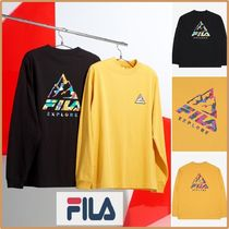 FILA【送料込】EXPLORE*Long Sleeve Round*Tシャツ