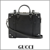 【GUCCI】GT レザーバッグ