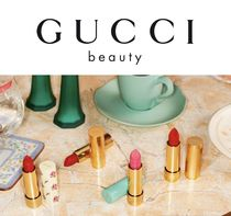 Gucci Rouge A Levres Voile Lipstick シアー リップスティック