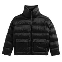 La Redoute★Short Padded Puffer Jacket with High-Neck