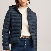 La Redoute Quilted down jacket with hood