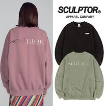 ★SCULPTOR★2020F/W★スウェット Gradation Retro Sweatshirt