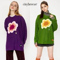【citybreeze】20fw CITY CLOUD KNIT SWEATSHIRTS ニット 2色