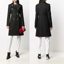 【GIVENCHY】Chaine motifダブルコート☆国内発送/関税込