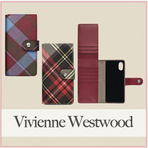 ★直営店★【Vivienne Westwood】DERBY FLAP IPHONE手帳ケース
